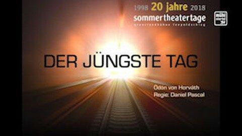 """Ankündigung Sommertheater """"Der jüngste Tag"""""""
