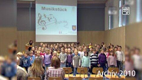 Rückblick: Eröffnung Turnsaal VS Reichenau 2010