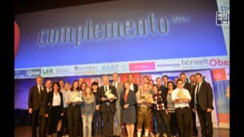Regionalforum St. Oswald ausgezeichnet mit dem Complemento 2014