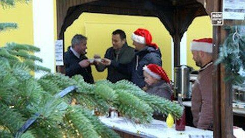 Weihnachtsmarkt im Gasthaus Rameder in Mönchdorf
