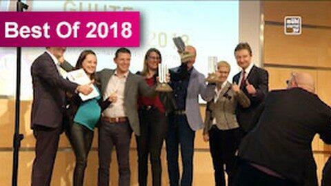 Frühlingsempfang und GUUTE-Awards 2018