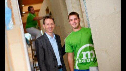 Holzbauspezialist Mittermayr eröffnet neues Firmengebäude