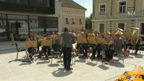 Tag der Blasmusik in St. Martin im Mühlkreis