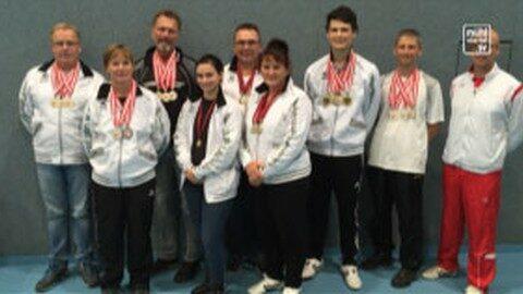 Freistadt gewinnt bei Taekwondo–Staatsmeisterschaften 2016 Titel und Vereinswertung