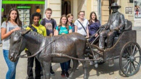 Freistädter Musikmittelschüler zu Gast in Ungarn