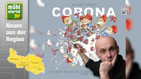 Rupert Hörbst schrieb Corona-Tagebuch