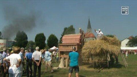 Drescherfest in St. Oswald