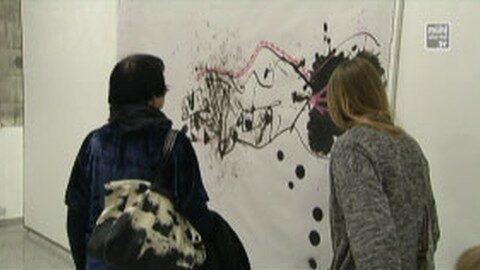 Eröffnung Kunstaustellung im Artemons Hellmonsödt