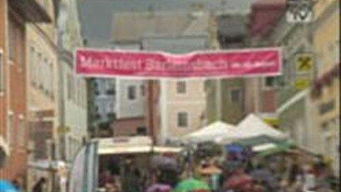 Marktfest Sarleinsbach 2010