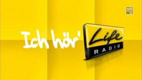 Werbung Life Radio