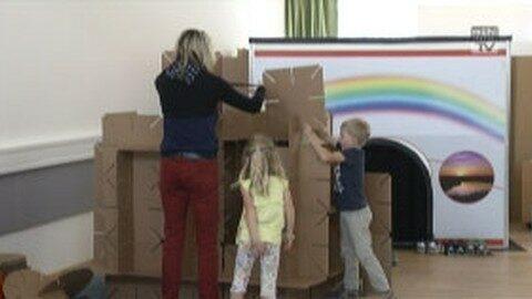 Kinder erleben Technik im TZ Freistadt
