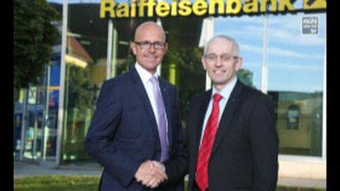 Raiffeisenbank Region Pregarten mit neuer Führung