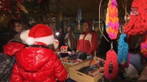 Weihnachtsmarkt in St. Georgen an der Gusen