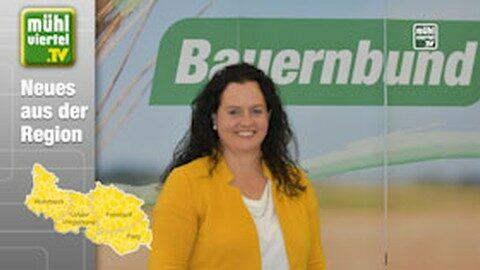 Johanna Haider ist neue Landesbäuerin