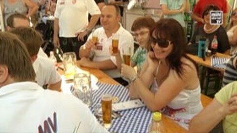 Ankündigung Bierfestival in Perg