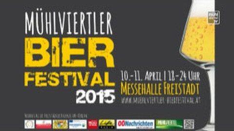 Ankündigung: Mühlviertler Bierfestival 2015