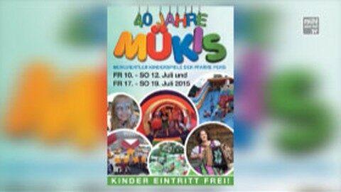 Ankündigung MÜKIS Kinderfestspiele in Perg