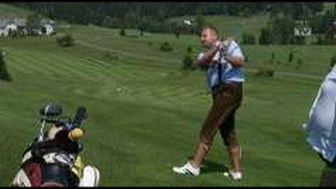 Trachtengolfturnier im Golfclub Sterngartl