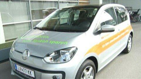 Vorstellung Erdgas-Autos beim Linzer Autofrühling