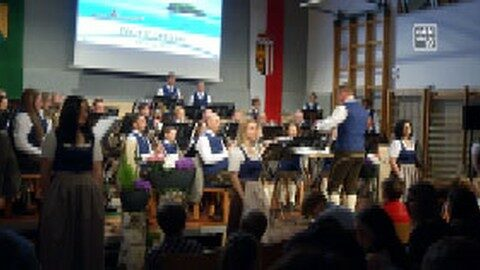 Frühjahrskonzert Musikkapelle Kaltenberg 2019