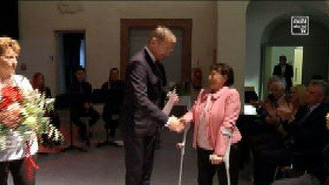 Amtseinführung neue Bezirkshauptfrau in Freistadt