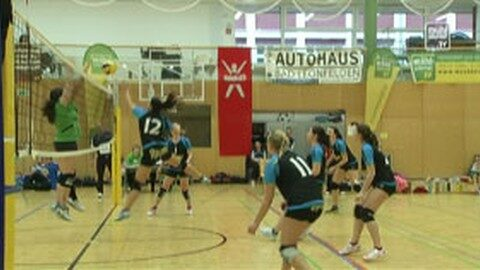 Volleyball OÖ Cup Finale in Freistadt