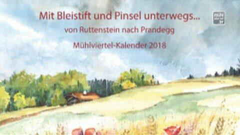 Präsentation des neuen Mühlviertel-Kalenders 2018