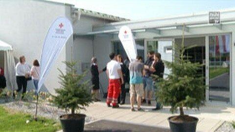 Neueröffnung Rotes Kreuz Walding