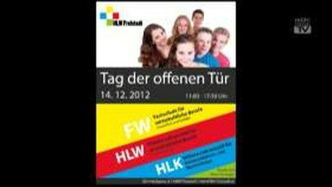 Ankündigung Tag der offenen Tür FW/HLW/HLK Freistadt