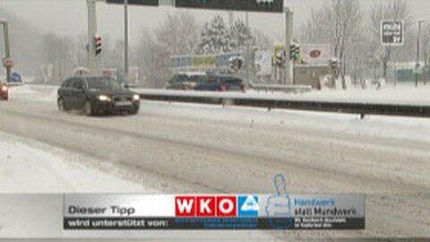 Winter-Check bei Ihrem Auto
