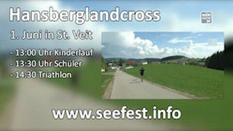 Ankündigung Hansberglandcross