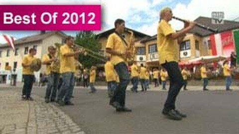 Bezirksmusikfest UU in Vorderweißenbach
