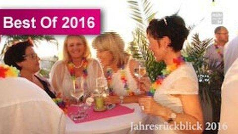 Sommernachtsfest von Frau in der Wirtschaft Rohrbach