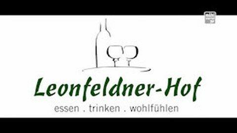 Essen und Schlafen im Leonfeldnerhof