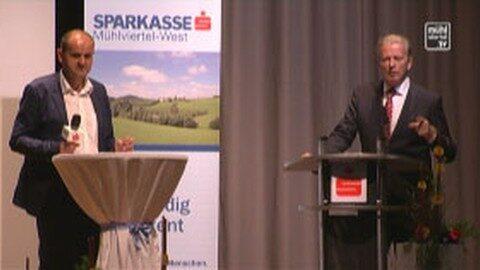 Wirtschaftsempfang SMW Rohrbach
