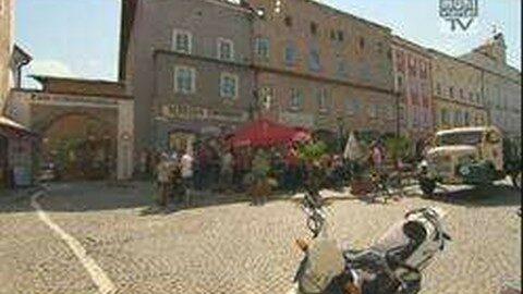 Eröffnung des neuen Gastgartens beim Foxi in Freistadt