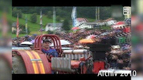 Rückblick: Traktorpulling in Kollerschlag 2010