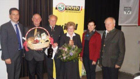 Neuer Obmann des Seniorenbundes Freistadt