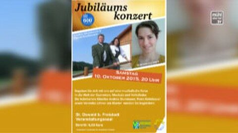 Ankündigung 600-Jahr Jubiläumskonzert in St. Oswald am 10.10.2015