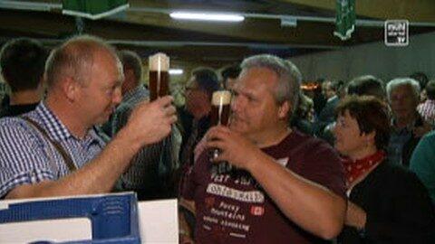 Bier- und Weinfest der Sportunion Hirschbach 2016