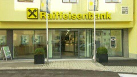 Eröffnung Raiffeisenbank Bad Leonfelden