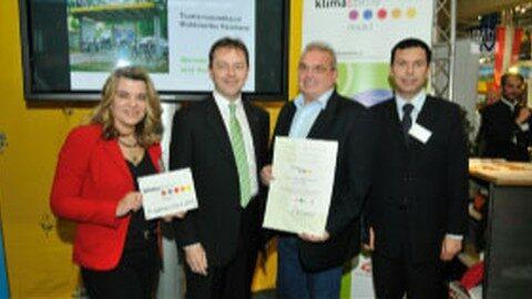 Touristik Mühlviertler Kernland neuer Partner der Initiative klima:aktiv mobil