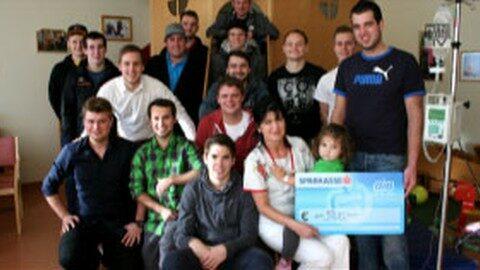 Spende an die Station Kinder- und Jugendheilkunde Rohrbach