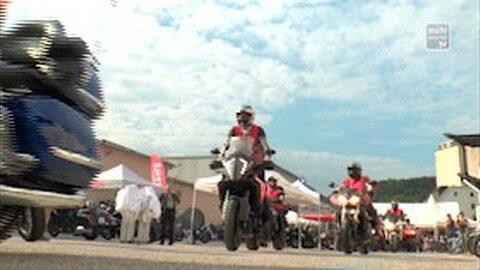 Motorrad Testival in Perg – Reitwagen Charity-Week für ein Kinderlächeln