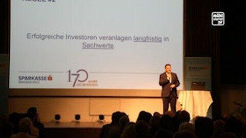Weltspartagsabend der Sparkasse OÖ im Salzhof Freistadt