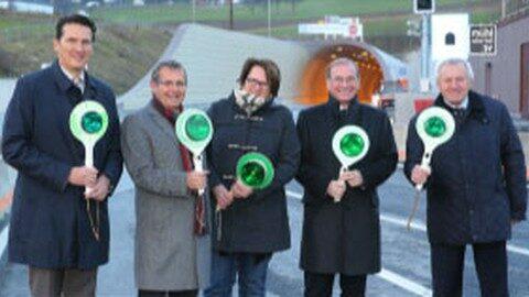 Grünes Licht für Tunnel Neumarkt