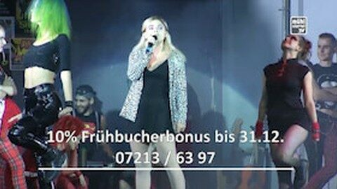 "Frühbucherbonus Musical Bad Leonfelden ""Kiss Me, Kate"" 2020"