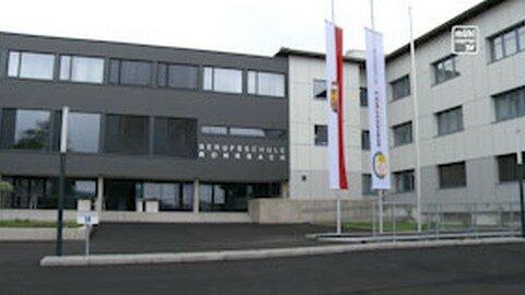 50 Jahre Berufsschule Rohrbach und Eröffnung Zubau