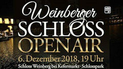 Ankündigung Weinberger Schlossadvent