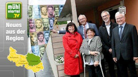 Wohnanlage in Pregarten feierlich eröffnet